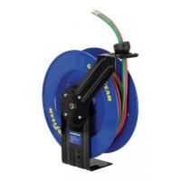 Buy cheap Goodyear 50 FT Oxygen Acetylene Dual Welding Retractable Reel w/Hose from wholesalers