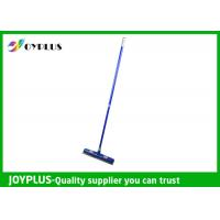 Buy cheap Commercial Floor Squeegee , Rubber Floor Squeegee With Handle Customized Color product