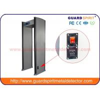 Buy cheap Attractions Security Door Metal Detector Multi Zone Metal Detector product