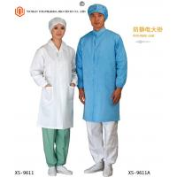 China Anti Static Esd Safe Clothing With Coat / Underwear / Dress Medical Surgical Accessories wholesale