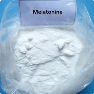 Buy cheap High Purity Sleep Imporvement Pharmaceutical Intermediate Melatonin CAS 73-31-4 from wholesalers