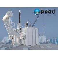 Buy cheap 132kV Power Distribution Transformer With Steel Plate , Aluminum Alloy Enclosure product