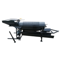 Buy cheap Mesh 8mm 20t/H Small Gold Wash Plant Trommel Screen machine product