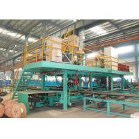 Buy cheap 4 / 6 Torches SAW Membrane Panel Welding Machine for Boiler Jointing product