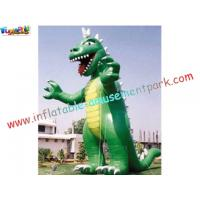 Buy cheap Custom Dinosaur Inflatable Promotion Model for Advertisement product