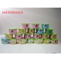 China OEM Natural Fatigue Relief Aromatic Body SPA Bath Salts with Multi Flavor on sale