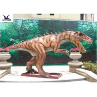 Buy cheap Playground Automatic Dinosaur Garden Ornaments With Mouth Open / Close from wholesalers