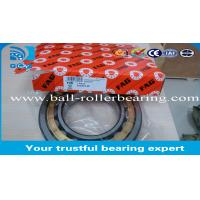 Buy cheap Steel Cage Cylinder Roller Bearing , Super Precision Roller Bearings NUP 306 ECPL product