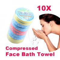Buy cheap Magic Compressed Portable Mini Outdoor Travel Compressed Face Towel Compressed Hand Towel product