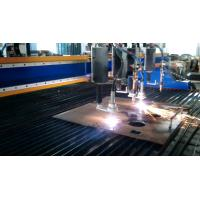 Buy cheap Moveable Gantry Type CNC Plasma Cutting Machine High Speed High Precision product