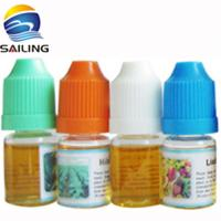 China 5ml - 50ml E cigs Liquid Bottle , Electronic Cigarette Fitting on sale