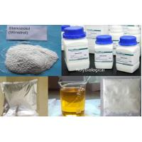 Quality Muscle Fitness Injectable Anabolic Steroids Stanozolol / Winstrol CAS 10418-03-8 for sale