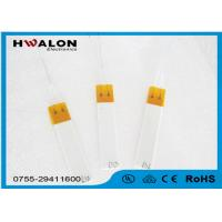Buy cheap High Efficiency MCH Ceramic Heating Element Excellent Electric Performance product