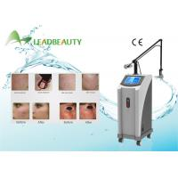 China 10600nm Fractional Co2 Laser Skin Resurfacing Machine With Vaginal Tightening Function wholesale