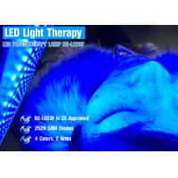 Buy cheap 4 Color PDT LED Light Therapy Machine For Decrease Spider Veins / Broken Capillaries product