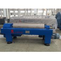 Buy cheap Solid Bowl Decanter Centrifuge Speed Drum 4200 R/Min For Liquid Clarification product