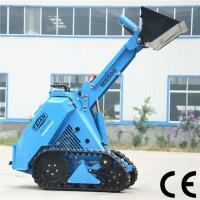 Buy cheap 500kg mini track loader MS500 wheel loader with CE product