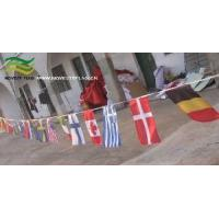 China Bunting Flags, Outdoor String Flag (NF11F06001) wholesale