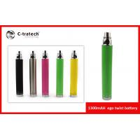 Buy cheap 1.6ml Atomizer 500puffs Variable Voltage Electronic Cigarette Harmless product