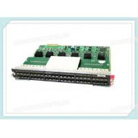Buy cheap WS-X4448-GB-SFP Catalyst 4500 48-Port 1000Base-X (SFPs Optional) Base-X GE Linecard product