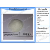 Buy cheap White Steroid Raw Powder Male Gain Muscle Burning Fat Oxandrolone Anavar Oral Steroid 53-39-4 product