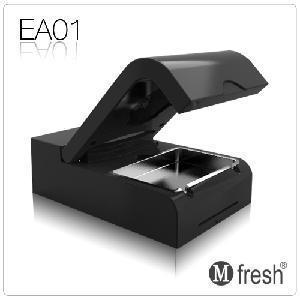 Buy cheap Ozone and Negative Ion Purifier Smokeless Ashtray EA01 product
