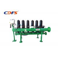 Buy cheap 130 Microns Automatic Backwash Filter For Seawater Treatment 20-2000m3/H product
