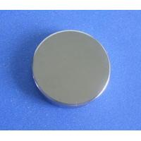 Quality OEM N40H disc sintered permanent neodymium magnet with Nickel coating for sale