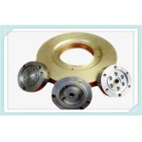 Buy cheap High Precision Stainless Steel Machined Parts , CNC Milling Parts For Water Pipes product