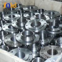 China A105 PN16 Forged Carbon Steel din Standard Flanges on sale