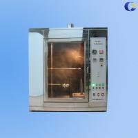 Buy cheap IEC60695 Needle Flame Tester for Material Burning Test product