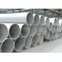 Buy cheap Industrial Welded Stainless Steel Round Tube 6mm - 300mm Nominal Diameter product