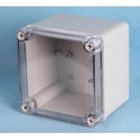 Buy cheap Clear cover ABS Plastic Electrical Enclosure/adaptable Box product