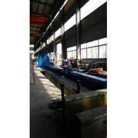 Buy cheap China Galvanized Light Pole Shut and Welding Machine Hydraulic Synchronous 6 from wholesalers