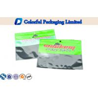 Buy cheap PET / VMPET / PE Laminated Pouch For Fishing Hooks Baits Packing product