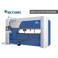 Buy cheap Servo Electric 55 Ton CNC Press Brake Equipment With 5 Year Warranty product