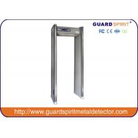 Buy cheap 6/12/18 Multi Zones Door Frame Metal Detector Gate Security Machines At Airports XYT2101S product