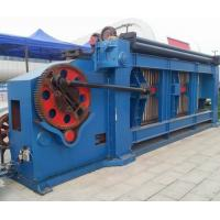 Quality Double Twist Gabion Machine 60mm x 80mm With Automatic Oil System , SGS / TUV for sale