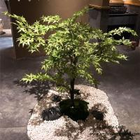 Buy cheap Health Environmental Protection Artificial Maple Tree 10 Years Life Time product