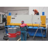 Buy cheap Automatic Crank Guillotine Shearing Machine 16 * 6000mm User Friendly Design product