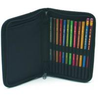 Buy cheap Elegant Design Folding Artist Painting Portfolio Brush Travel Holder Durable product