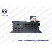 Buy cheap 18W Power UHF VHF Jammer WiFi 2400 - 2500MHz Affected Frequency Ranges product