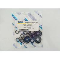 Buy cheap PTFE PU Excavator Pump Seal Kit , Machinery Pilot Valve O Ring Oil Seal product