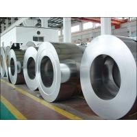 Buy cheap Full Hard Spangle Hot Dipped Galvanized Steel Coils ASTM A653 / Q195 / SGC490 product