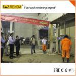 Sri Lanka Choose Waterproof Automatic Plastering Machine For Plastering Walls