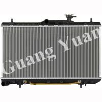 Buy cheap OEM 25310 25300 Aluminum Car Radiators , Hyundai Accent Radiator 25310-25100/25150 AT 2338 DPI product