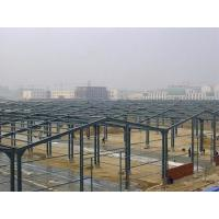 Buy cheap Q345B Standard H Type Workshop Steel Structure /  Building Steel Frame product