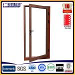 Buy cheap алюминиевое стеклянное качание окна и прикрепленные на петлях двери product