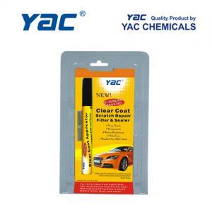 Buy cheap Aerosol Spray Car Wac Clear Coat Sceatch Repair Filler & Sealer Pen  product
