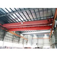 Quality Multifunctional 8 Ton Double Girder Overhead Crane For Industrial Lifting Cargo for sale